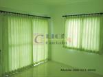 ม่านจีบแบบสีพื้น(หน้าต่าง) PW 900-45,59,89,130,135,165