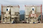 เครื่องบดแร่ HCM-series Roller Mill