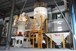 เครื่องบดแร่ HLMX Superfine Vertical Mill