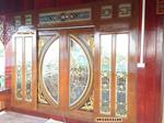 ประตูไม้สัก ,ประตูไม้สักกระจกนิรภัย,ประตูบานเลื่อนไม้สัก,ประตูไม้สักบานคู่,ประตูไม้สักบานเดี่ยว