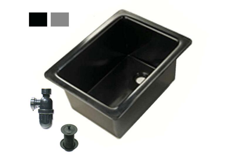 อ่างไฟเบอร์กลาส / Fiberglass Sink