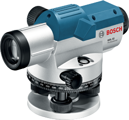 กล้องระดับอัตโนมัติ AUTO LEVEL  BOSCH GOL32D