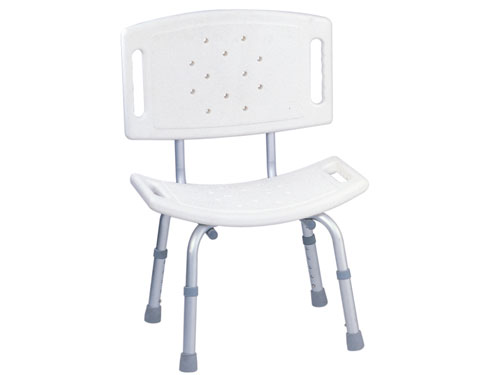 FS798L เก้าอี้อาบน้ำแบบมีพนักพิง ( BATH BENCH )