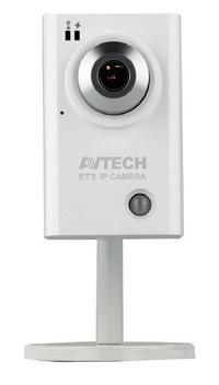 AVTECH กล้องวงจรปิด IP Camera รุ่น AVTECH AVM302AP (สีขาว)