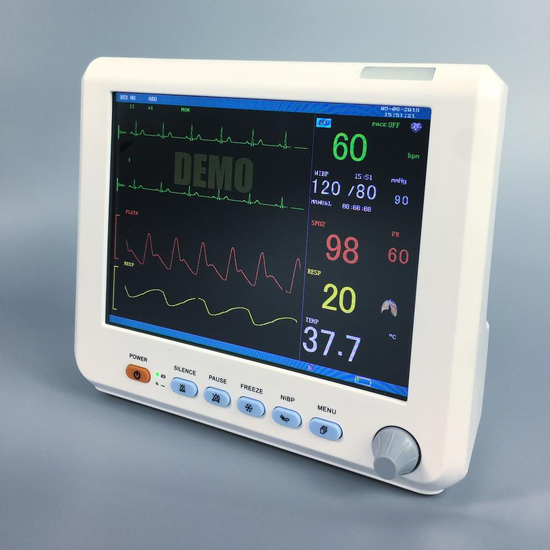 MD908B Multi-Parameter Patient monitor 8 inch by meditech