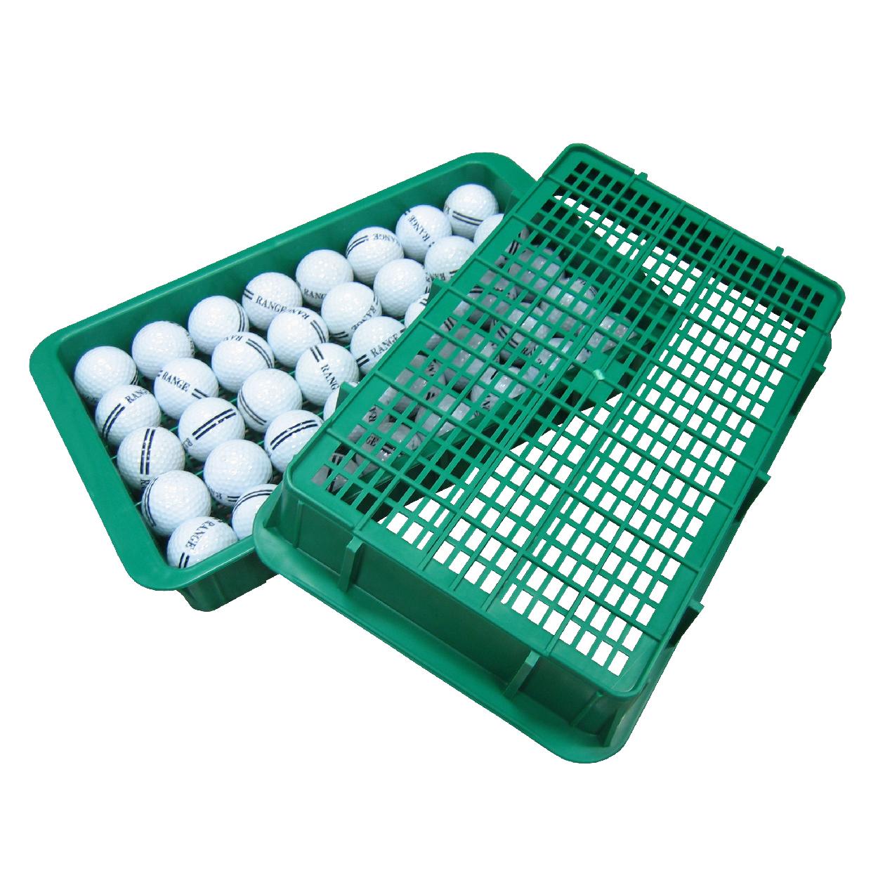 ถาดใส่ลูกกอล์ฟ ขนาด 40 ลูก (golf tray)