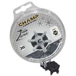 ตะปูติดพื้นรองเท้ากอล์ฟ ยี่ห้อ Champ Discs Spikes รุ่น Pivix 18pcs