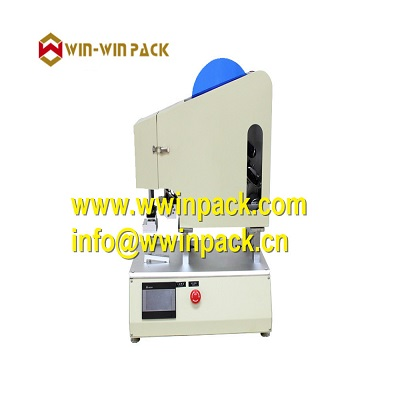 WIN-WIN PACK Semi-automatic high precision plane label machine QL-913