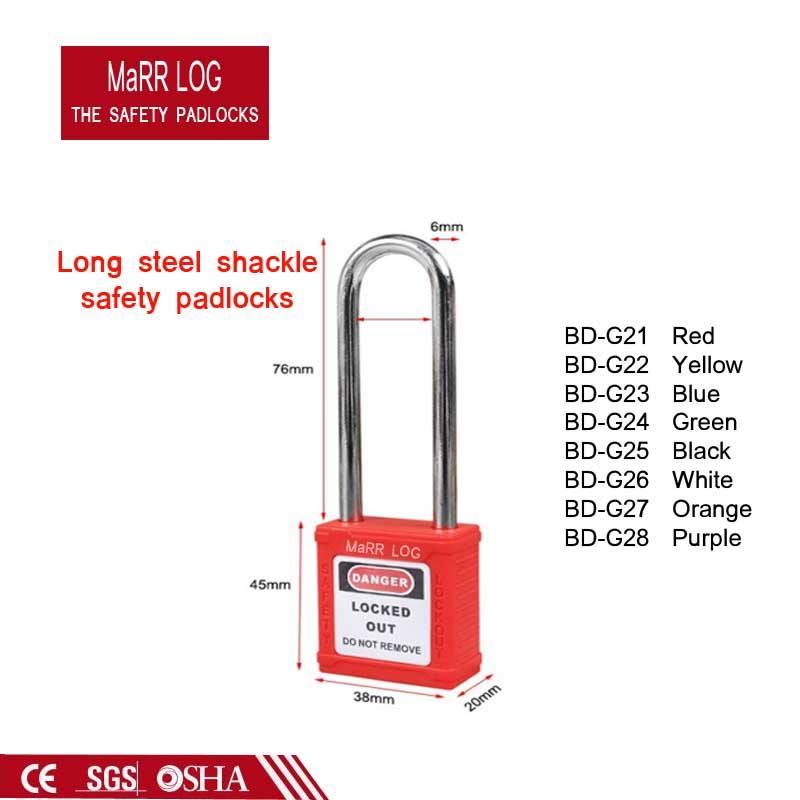 safety padlock