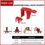 valve lockout