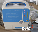 Defi7 Monophasic Defibrillator Biphasic Defibrillator (option)