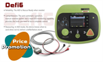 Meditech Defi6 Three-Step Defibrillation Aed