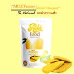 มะม่วงอบแห้ง low sugar น้ำตาลน้อย ABLE FOOD