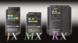 อินเวอร์เตอร์ OMRON INVERTER 3G3JX Series