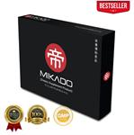Mikado ผลิตภัณฑ์อาหารเสริม อาหารเสริมท่านชาย อึด ทน ฟิต ปลุกความเป็นชาย ในตัวคุณ (10 แคปซูล/กล่อง)