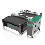 corrugated box making cnc cutting machine