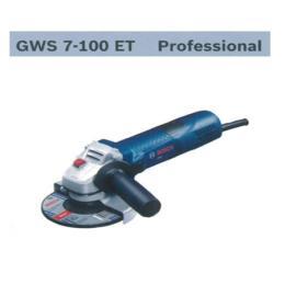 เครื่องเจียรไฟฟ้า 4นิ้ว GWS7-100ET