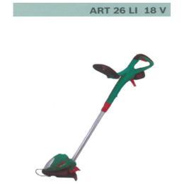 เครื่องเล็มหญ้าแบตเตอรี่ ART26