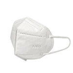KN95 mask 5 layer disposable breathable white mask