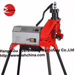 electric pipe grooving machine