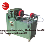 electric bar threading machine