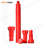 Maxdrill Ql40 Hard Rock 4 Inch DTH Hammer for Down Hole Drilling