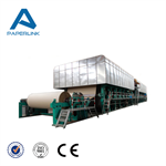 kraft paper making machine