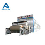 kraft paper making machine production line