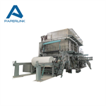 automatic toilet paper roll processing rewinding machine