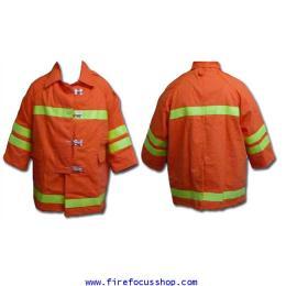 เสื้อคลุมซ้อมดับเพลิง