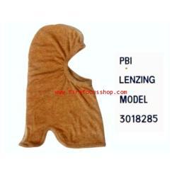 ผ้าครอบศรีษะสีน้ำตาล PBI Kevlar รุ่น 3018285