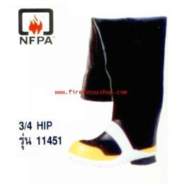 รองเท้าดับเพลิง HARVIK รุ่น 9189 3/4 HIP