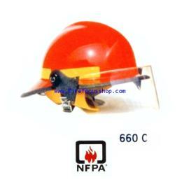 หมวกดับเพลิง รุ่น 660C