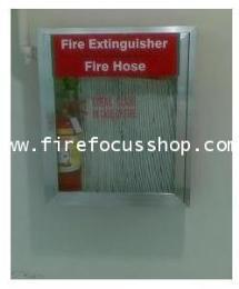 ตู้เก็บอุปกรณ์ดับเพลิงสแตนเลส