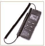 เครื่องวัดอุณหภูมิและความชื้น TH221/TH222