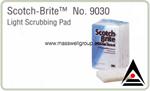 แผ่นใยขัดสีขาว (แผ่นหนา) SB-9030