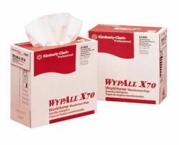 กระดาษ WYPALL - X70 Manufactured Rags
