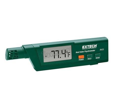 ไซโครมิเตอร์ (Psychrometer) Extech RH25