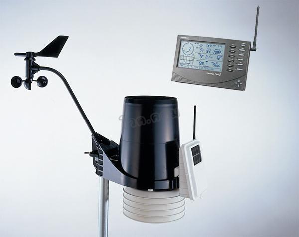 เครื่องวัดสภาพอากาศ Davis 6152 Vantage Pro2