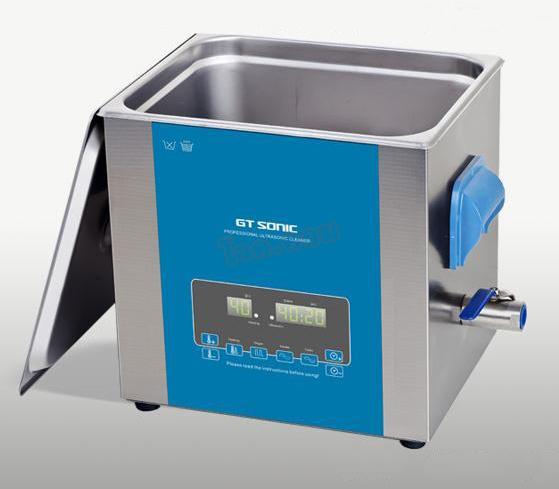 เครื่องทำความสะอาดอัลตราโซนิก Ultrasonic Cleaner GT-1990QTS 9 ลิตร
