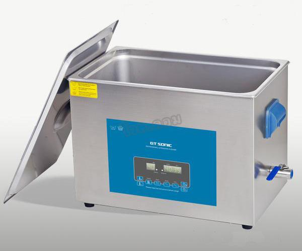 เครื่องทำความสะอาดอัลตราโซนิก Ultrasonic Cleaner GT-2120QTS 20 ลิตร