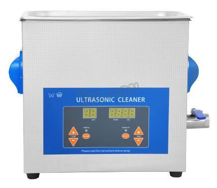 เครื่องทำความสะอาดอัลตราโซนิก Ultrasonic Cleaning Machine VGT-1860QTD 6 ลิตร