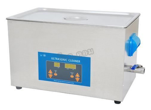 เครื่องทำความสะอาดอัลตราโซนิก Ultrasonic cleaner VGT-2120QTD 20 ลิตร