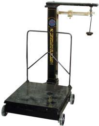 เครื่องชั่ง Motorcar Mechanical Platform Scales