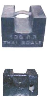 เครื่องชั่ง CAST IRON Standard Weight