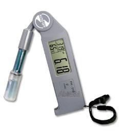 เครื่องวัดกรดด่าง อุณหภูมิ และวัดความชื้น