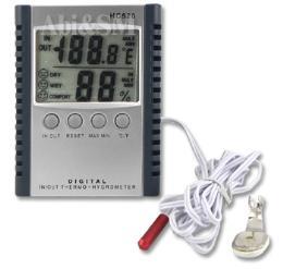 เครื่องวัดอุณหภูมิ และความชื้น
