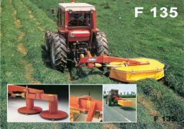 เครื่องตัดหญ้าดรัมโมเวอร์รุ่น F135
