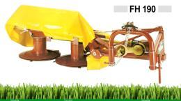เครื่องตัดหญ้าดรัมโมเวอร์รุ่น FH190