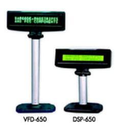 จอแสดงราคาสินค้า TYSSO VFD-650